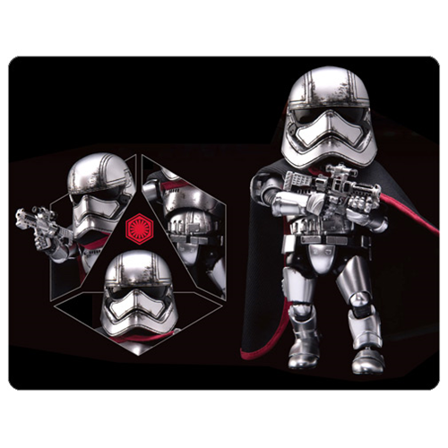 Star Wars The Force Awakens Captain Phasma Egg Attack Action Figure