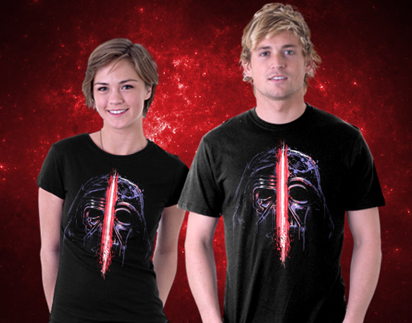 Star Wars The Force Awakens Dark Lineage T-Shirt