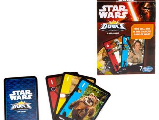 Star Wars The Force Awakens Duels Card Game