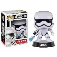 Star Wars The Force Awakens FN-2199 Trooper Pop Vinyl Figure