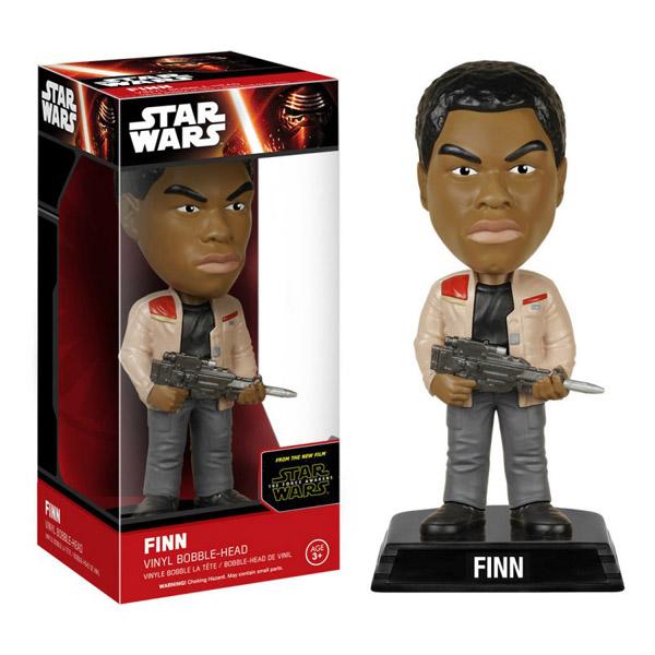 Star Wars The Force Awakens Finn Bobble Head