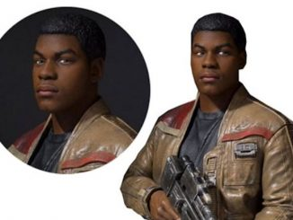 Star Wars The Force Awakens Finn Mini Bust