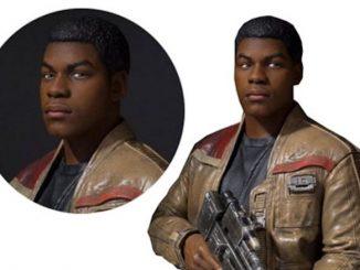 Star Wars The Force Awakens Finn Mini Bust