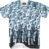 Star Wars The Force Awakens First Order Stormtroopers T-Shirt