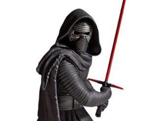 Star Wars The Force Awakens Kylo Ren Mini Bust