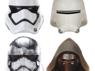 Star Wars The Force Awakens Magnet 4-Pack Set