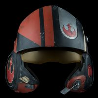 Star Wars The Force Awakens Poe Dameron X-Wing Helmet - small