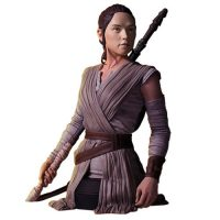 Star Wars The Force Awakens Rey Mini Bust