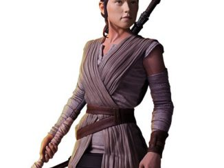 Star Wars The Force Awakens Rey Mini Bust