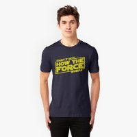 Star Wars The Force Awakens We'll Use the Force T-Shirt
