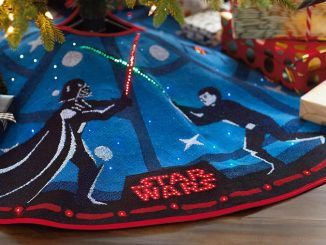 Star Wars The Force Is Strong Tree Skirt