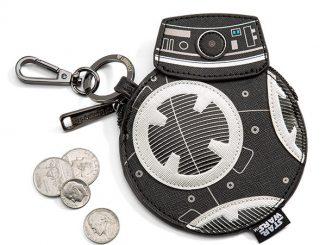 Star Wars The Last Jedi BB-9E Coin Bag