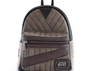 Star Wars The Last Jedi Rey Mini Cosplay Backpack