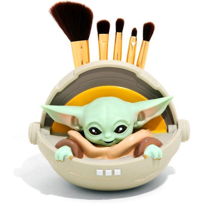 Star Wars The Mandalorian The Child Makeup Brush Holder