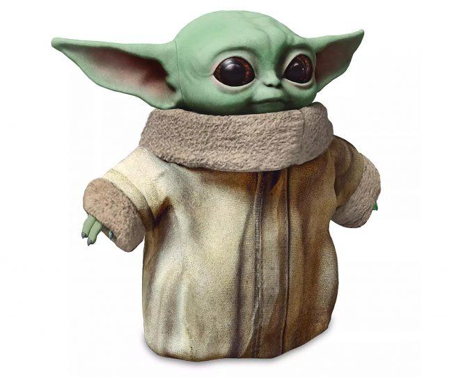 Star Wars The Mandalorian The Child Plush