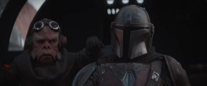 Star Wars: The Mandalorian Trailer #2