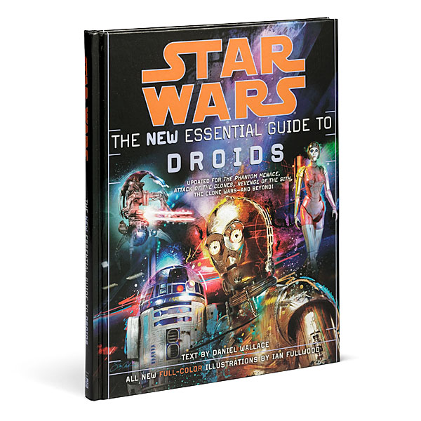 Star Wars The New Essential Guide to Droids