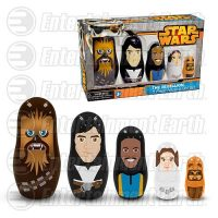 Star Wars The Rebellion Nesting Dolls
