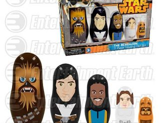 Star Wars The Rebellion Nesting Dolls