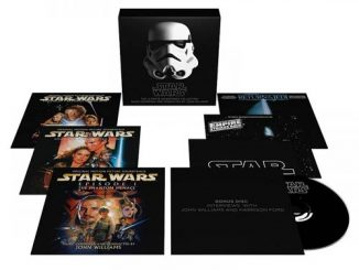 Star Wars The Ultimate Vinyl Collection Original Soundtrack