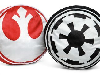 Star Wars Imperial & Rebel Throw Pillow Set