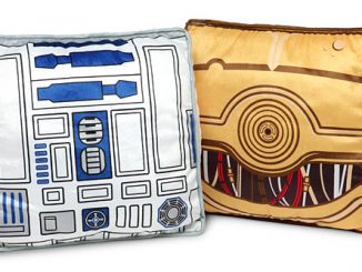 Star Wars Throw Pillow Set - R2-D2 & C-3PO
