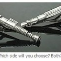 Star Wars Tie Clips