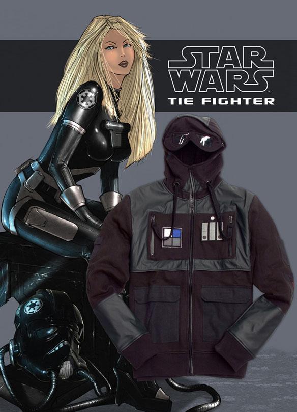 Star Wars Tie Fighter Costume Jacket