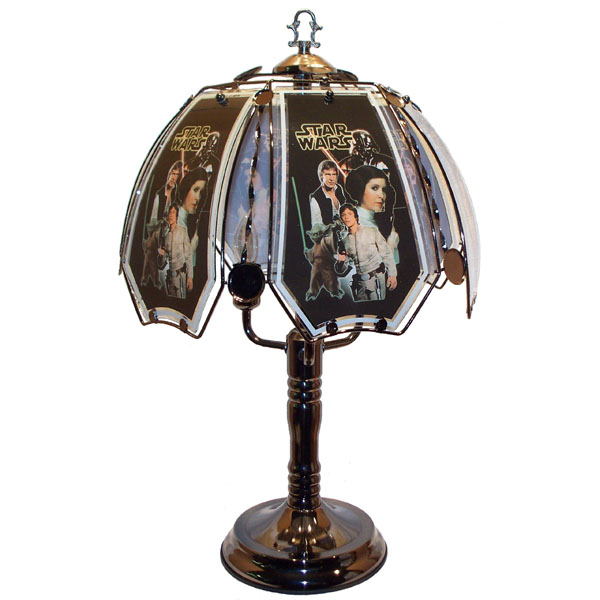 star wars touch lamp. Black Bedroom Furniture Sets. Home Design Ideas