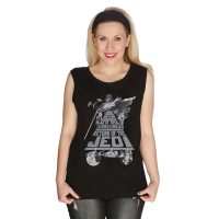 Star Wars Trilogy Poster Muscle Tank