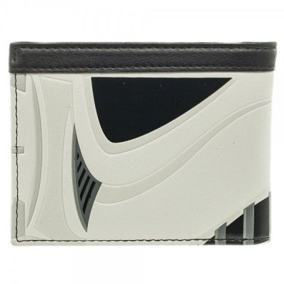 Star Wars Trooper Helmet Men's Wallet