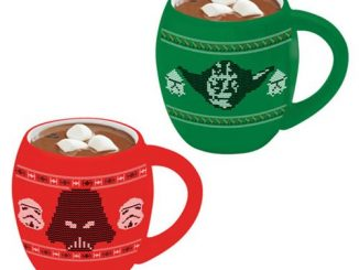 Star Wars Ugly Sweater Salt and Pepper Shaker Set