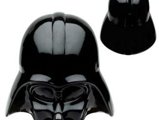 Star Wars Vader Ceramic Molded Bank
