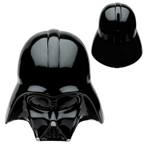 Star Wars Vader Ceramic Molded Bank