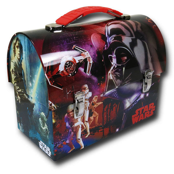 Star Wars Vader Domed Lunch Box