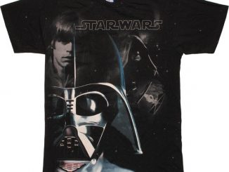 Star Wars Vader Luke Sidious T-Shirt