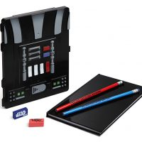Star Wars Vader Pencil Case and Sketchbook Set