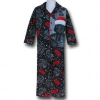 Star Wars Vader Santa Jersey Coat Kids Pajama Set