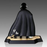 Star Wars Vaders Little Princess Maquette Back
