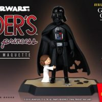 Star Wars Vaders Little Princess Maquette with Book