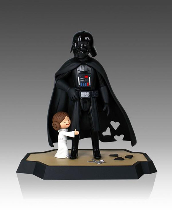 Star Wars Vader's Little Princess Maquette