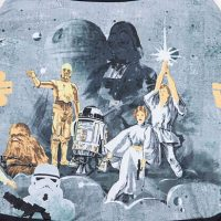 Star Wars Vintage Pattern Dress