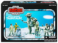 Star Wars Vintage Vehicles Tauntaun