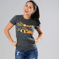 Star Wars Visit Tatooine T-Shirt