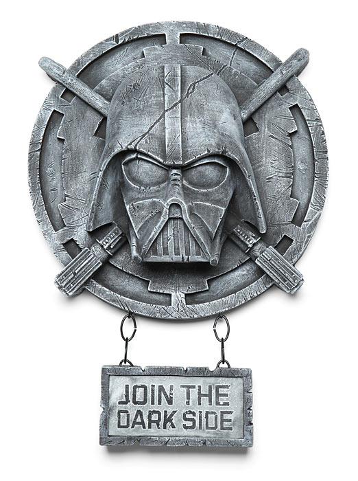 Star Wars Boba Fett, Darth Vader, or Emperor Palpatine Wall Decor