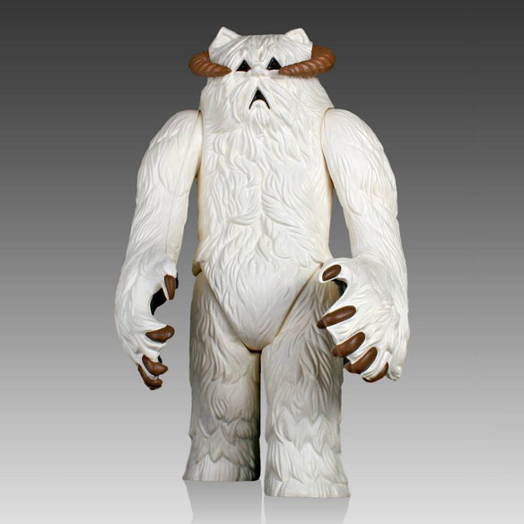 Star Wars Wampa Jumbo Vintage Kenner Action Figure