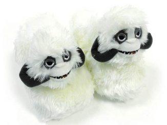 Star Wars Wampa Slippers