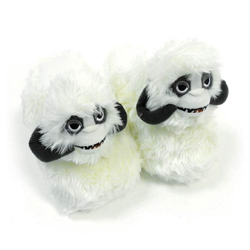 Star Wars Wampa Slippers