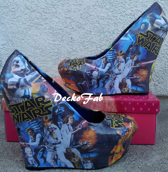 Star Wars Wedges