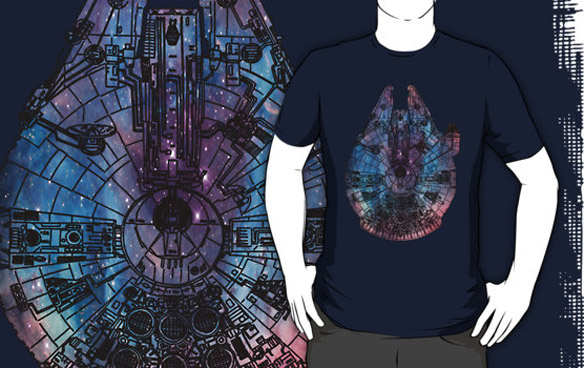 Star Wars What A Piece of Junk T-Shirt